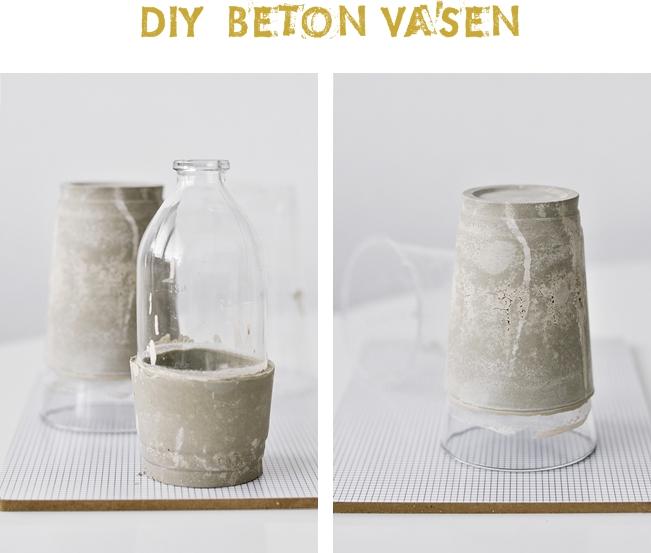 vasen aus beton herstellen mischungsverh ltnis zement. Black Bedroom Furniture Sets. Home Design Ideas