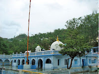 Gurudwara in Rewalsar