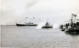 Britannia and Hovercraft