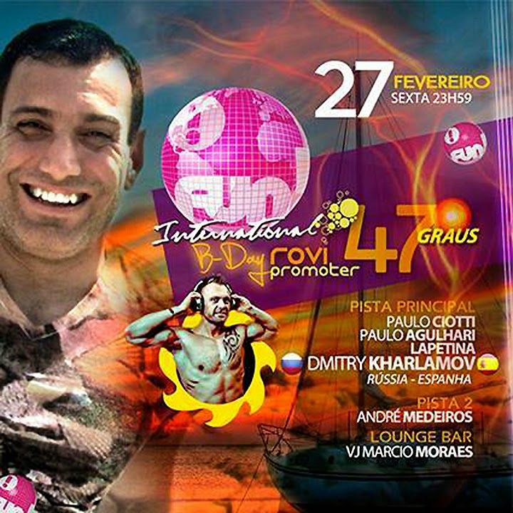 DJ KHARMA - BUBU Lounge Session (27.02.2015) From Brazil With LOve