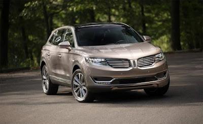 2016 Lincoln MKX Release Date Canada