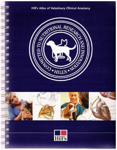 Ache Fácil Veterinária: Atlas de Anatomia clínica Veterinária ...