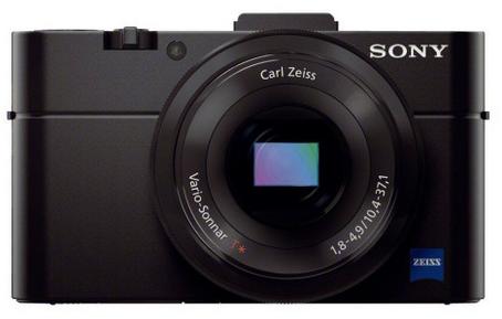 kamera digital Sony DSC-RX100 II