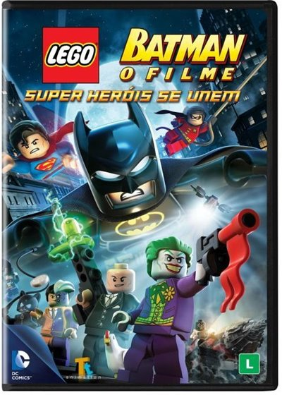 Batman Lego O Filme: Super Heróis se Unem Download