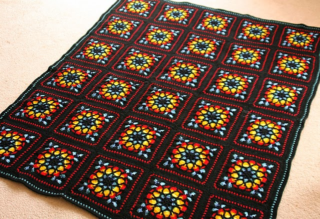 crochet afgan blanket