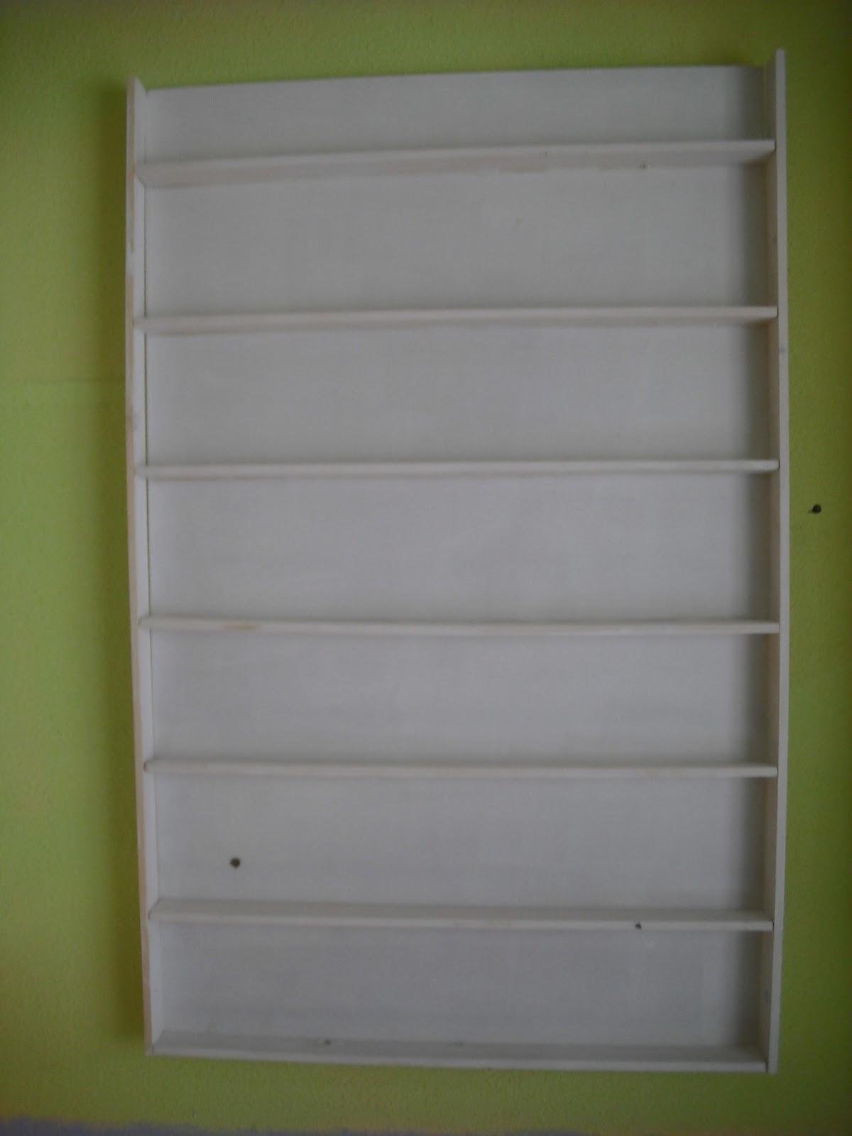 ABANIC.ARTE: estanteria para pinturas