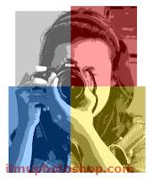 efek four color dengan photoshop