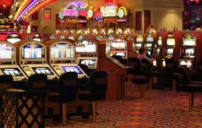 Juegos en un casino online