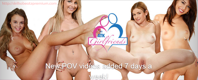 Free Porn Passwords ATK GIRLFRIENDS 16th August 2015