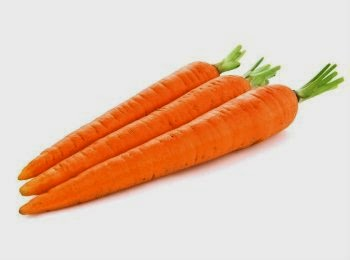 Cara mencerahkan wajah dengan wortel