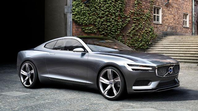 Volvo Concept Coupé - The next generation P1800