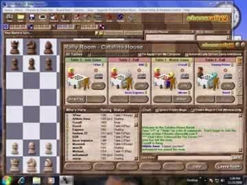 game Chess Rally