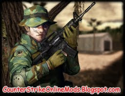 Download SAF from Counter Strike Online Character Skin for Counter Strike 1.6 and Condition Zero | Counter Strike Skin | Skin Counter Strike | Counter Strike Skins | Skins Counter Strike