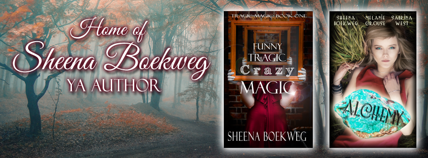 Official Website of Sheena Boekweg - YA Author