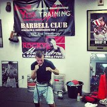 "THE YESS TRAINING BARBELL CLUB: Home To The Real Life ""ROCKY BALBOAS"""