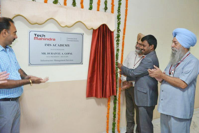 Tech Mahindra IMS Academy at Chandigarh University