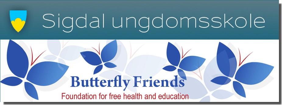 Sigdal ungdomsskole - Butterfly Friends