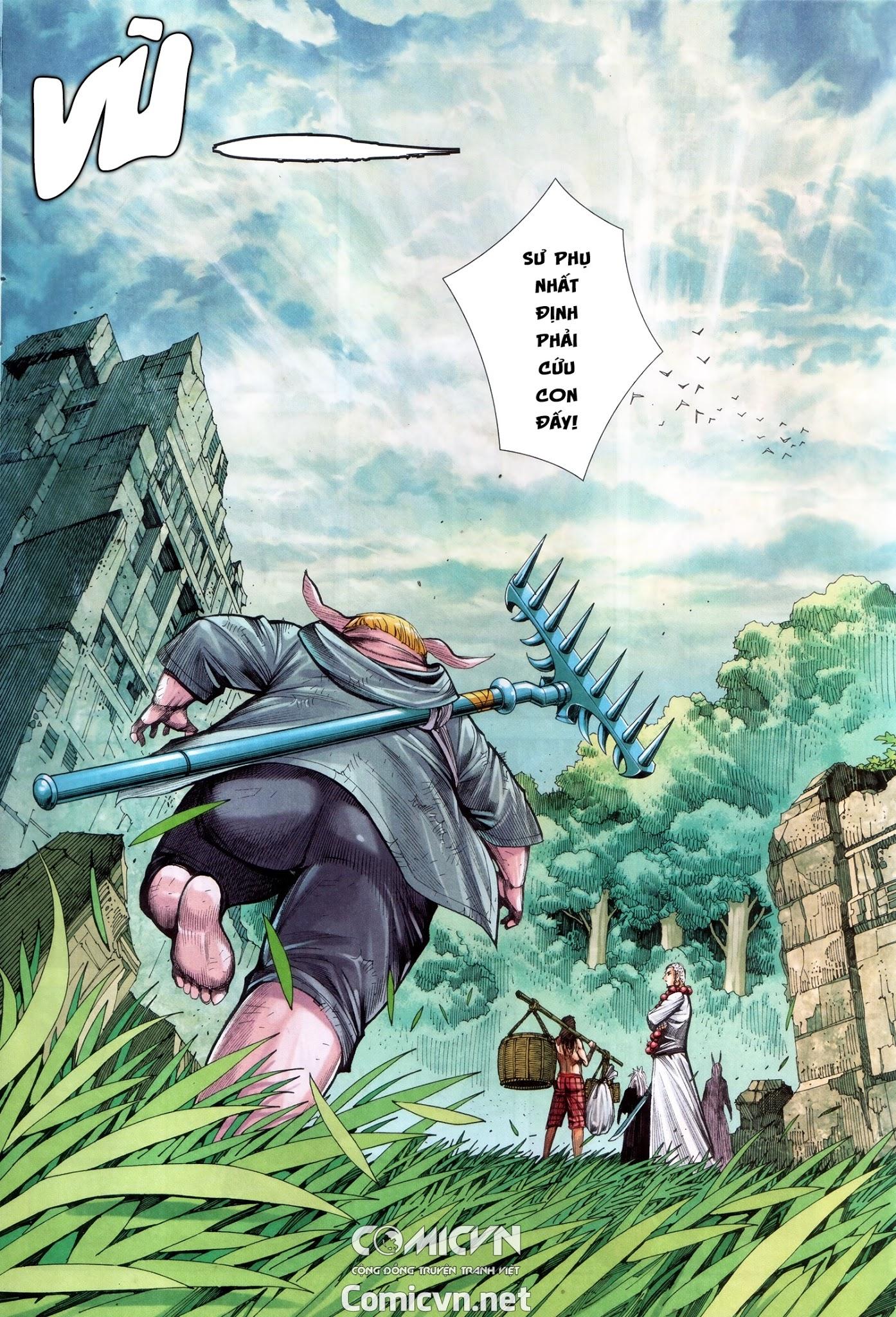 Tây Du chap 104 Trang 27 - Mangak.info