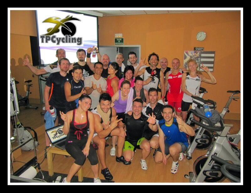 27ª Formación TPCycling en LiveSport. Mayo 2014.