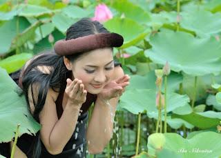 Thai nha van lo nhu hoa 030 Trọn bộ ảnh Thái Nhã Vân lộ nhũ hoa cực đẹp
