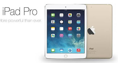 Harga Dan Fitur Apple iPad Pro