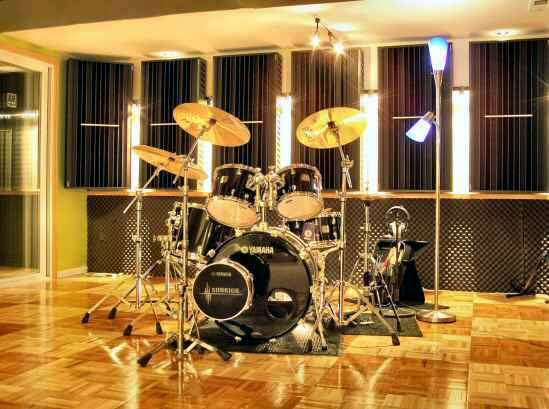 the importance of acoustic sound diffusion in recording