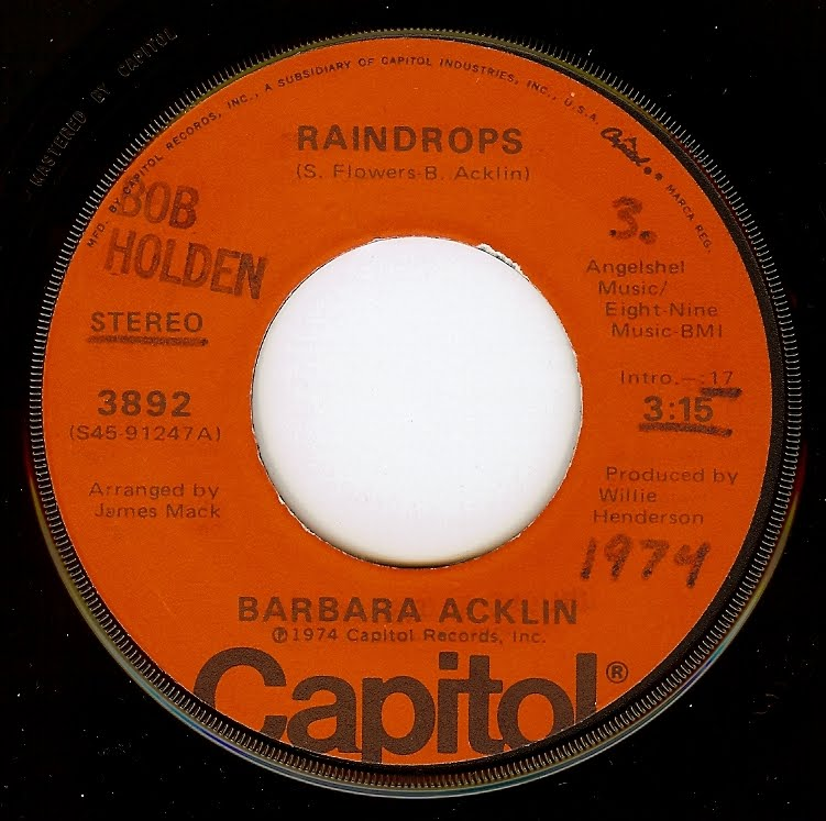Barbara Acklin Am I The Same Girl Soulful Strut