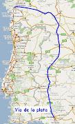 Un nuevo proyecto: el Camino de la Plata via de la plata