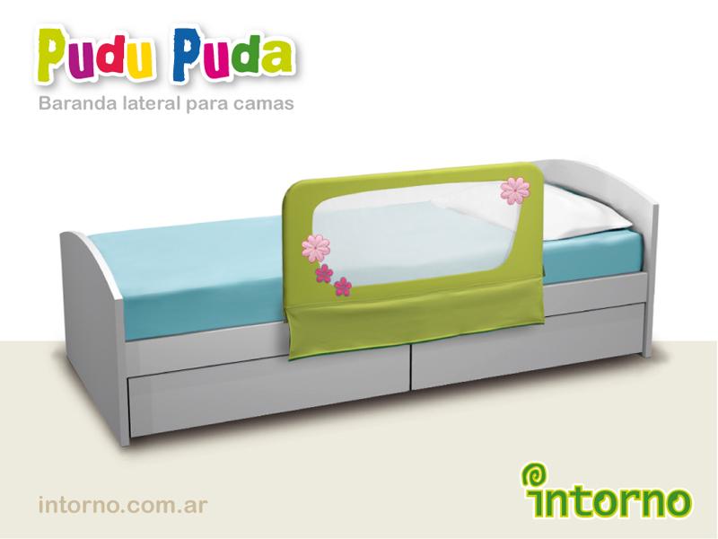 Intorno baranda para camas infantiles m s chicos for Camas para chicos