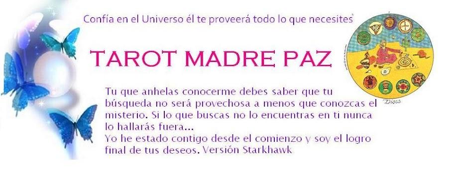 Madre Paz - Tarot - Numerología - Talleres - Ángeles - Estudios personalizados - Hierbas mágicas