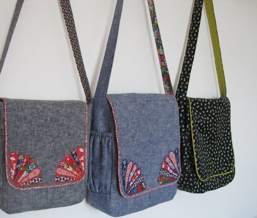 Patterns For Bags : Flossie Teacakes: A call for pattern testers