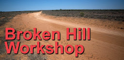 Broken Hill Workshop 2018