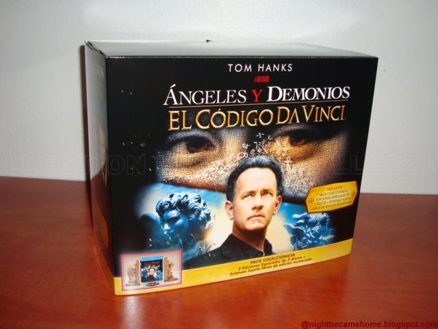 Titulo The Da Vinci Code Angels Demons Ano 2006 2009 Realizador Ron Howard Origem Spain