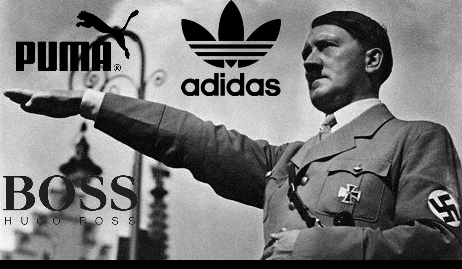 Extrêmement Misterios e historia: Adidas, PUMA, Hugo Boss y los nazis. ZX77