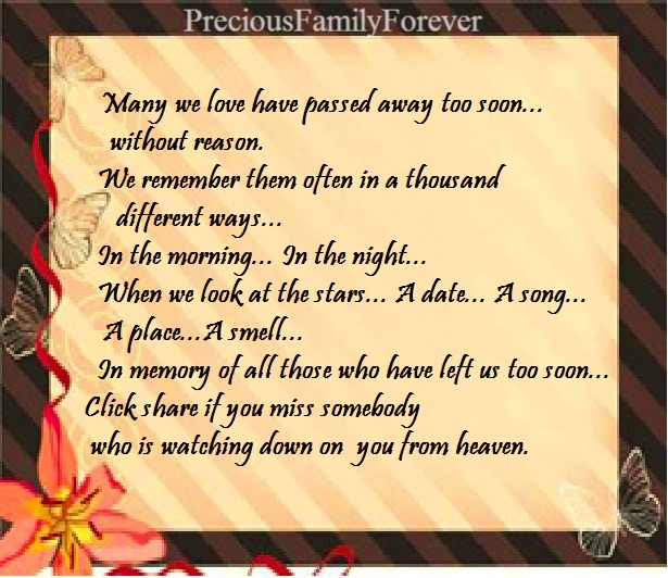 Quotes About Someone Passing Away Quotes About Someone P...
