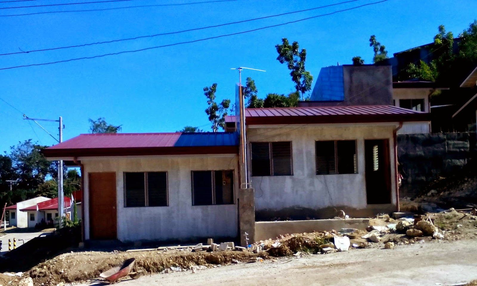 Nicebalay for sale very cheap ready for occupancy bare for Extremely cheap houses