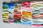 Natural Hand-dyed Threads