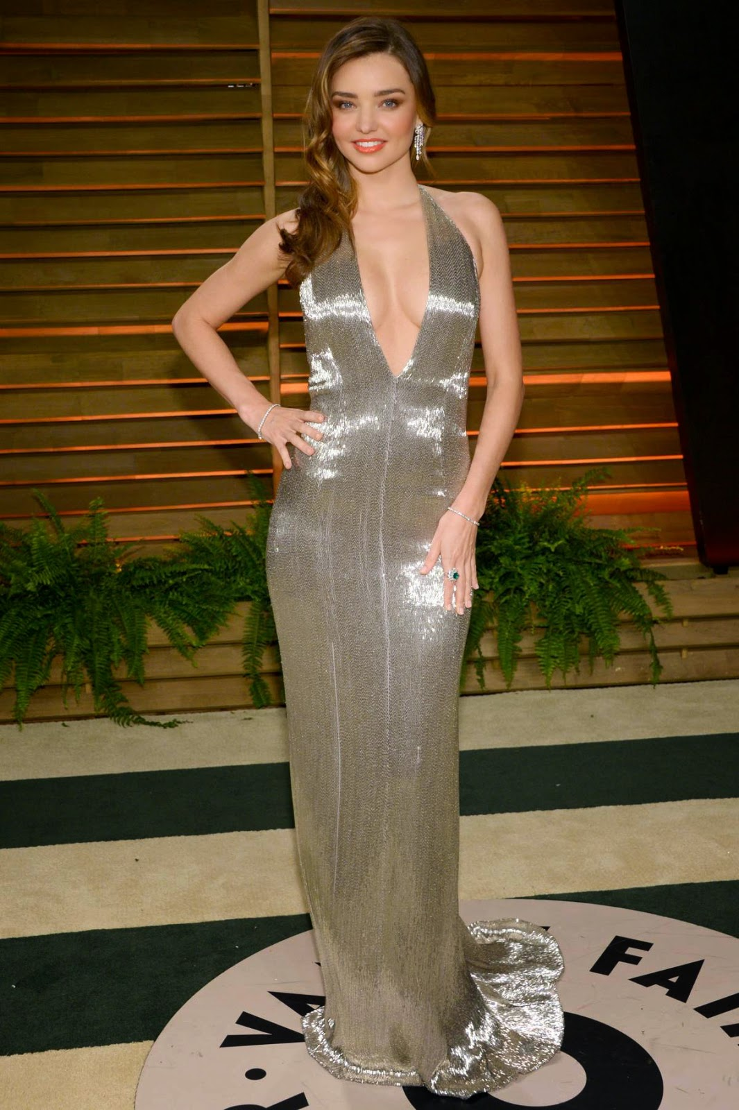 Miranda Kerr - Vanity Fair Oscars Party in West Hollywood Photos 2014