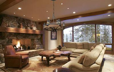 Living Room Lighting-3