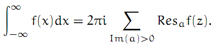 Complex Analysis: #17 Residues Around the Point at Infinity equation pic 2