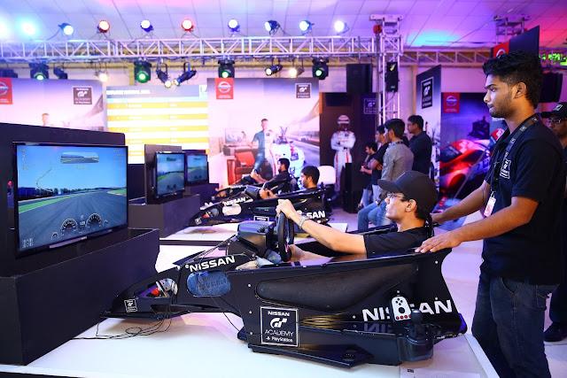 Nissan GT Academy India