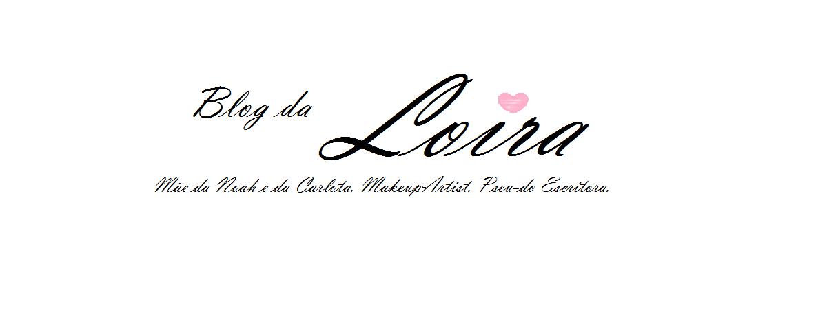 <center> Blog da Loira </center>