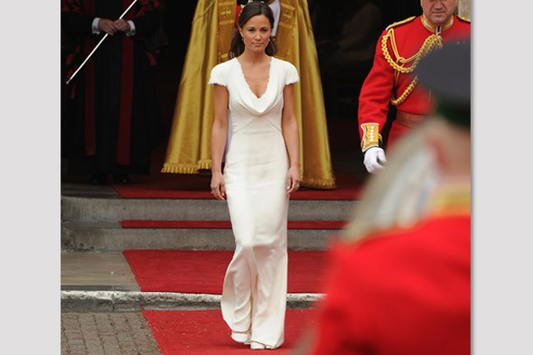 My fashion box may 2011 for Wedding dress like pippa middleton
