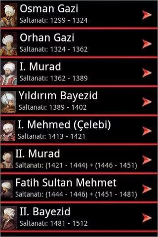 Android Osmanlı İmparatorluğu Apk resimi 3