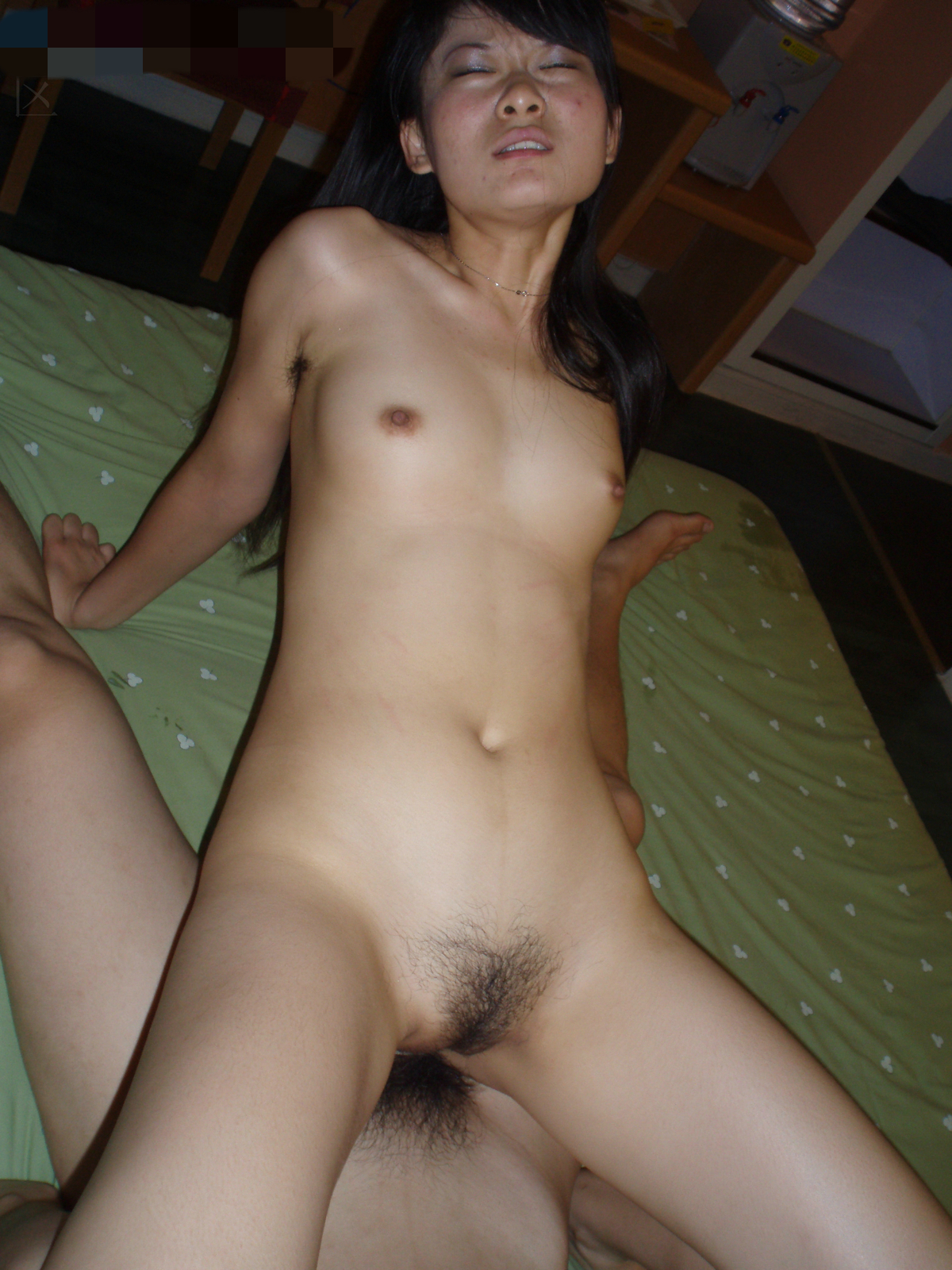 Chinese Hotel Threesome 1