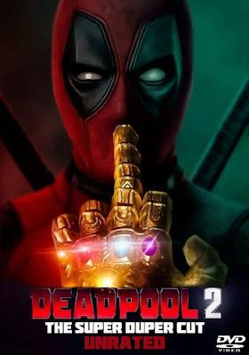 Deadpool 2 2018 DVD9 NTSC Latino