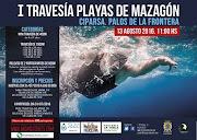 I TRAVESÍA PLAYAS DE MAZAGÓN