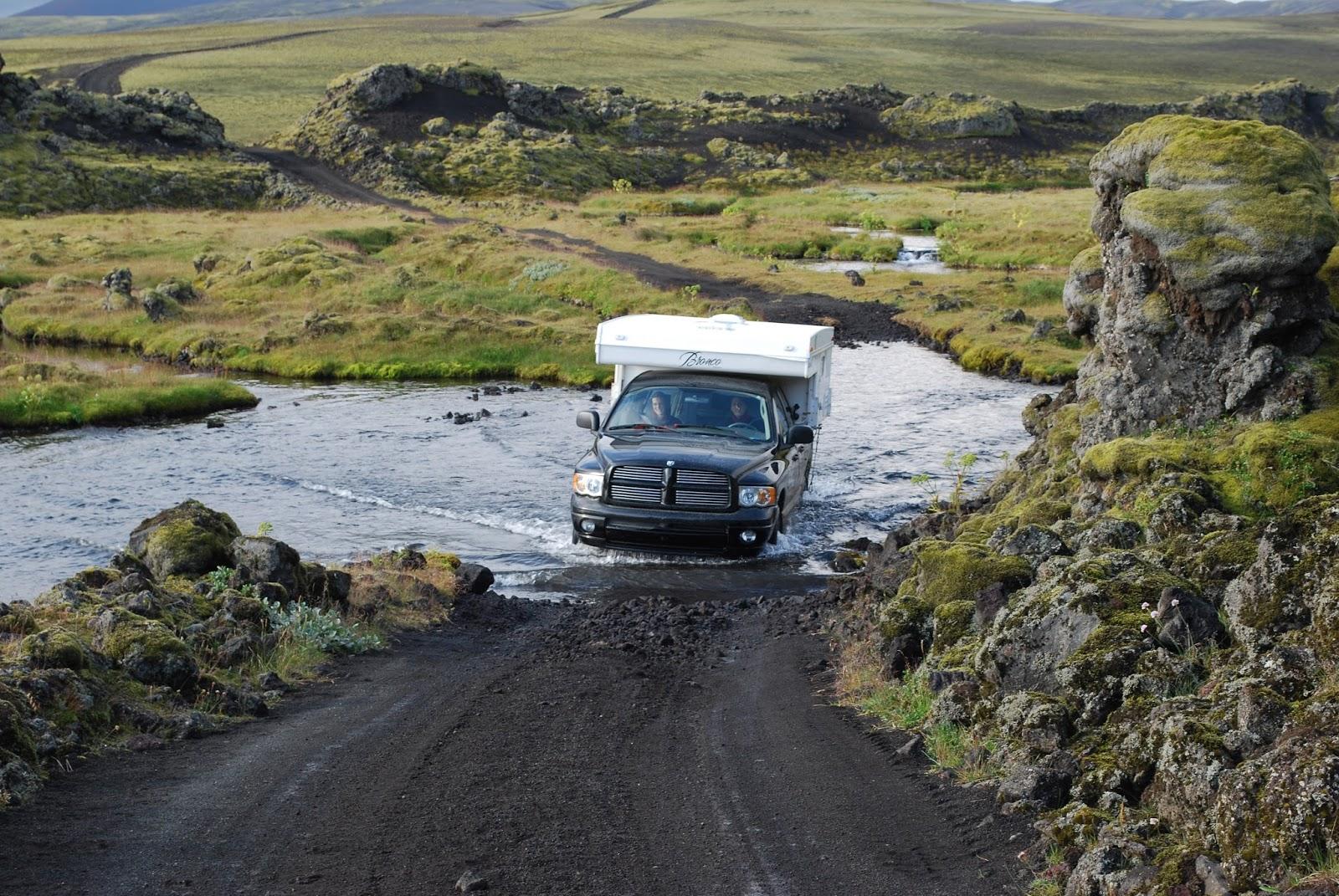 Voyage Jeep Islande