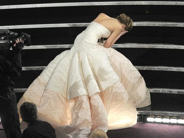 oscar Jennifer Lawrence  tombo melhor atris