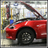 Mazda MX-5 ND Miata Assembly